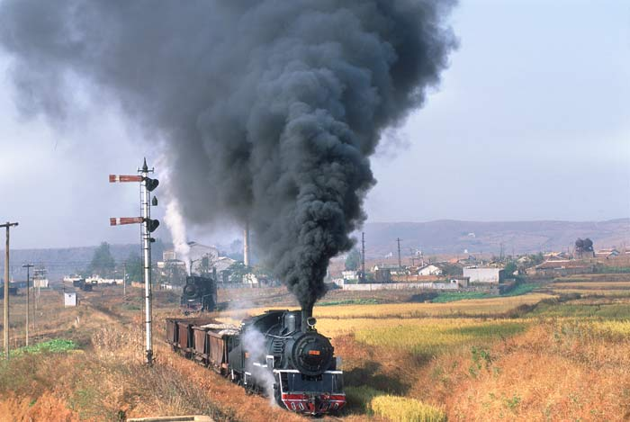 Cholgwang narrow gauge