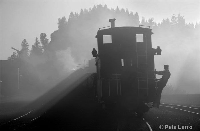 shunting in Cumbres