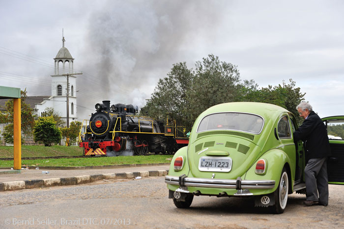 VW beatle, Dr. Warmuth and Alco no. 153