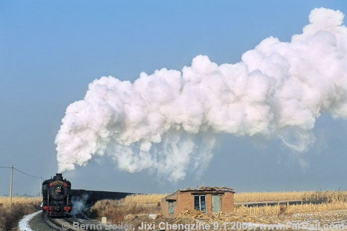 steam in the sky, Jixi