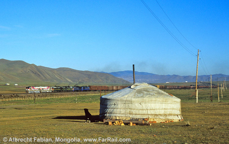 Mongolia at its best