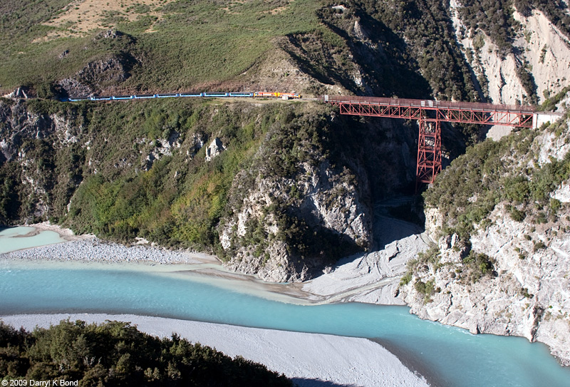 Miidland Line: Staircase Viadukt seen from a helicopter, photo: Darryl K. Bond